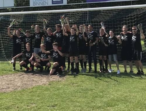 MSC Jo15-1 kampioen en promoveert naar 3e divisie