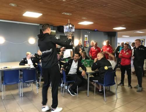 MSC-Amslod Zo1 wint Steenwijker Toren Cup