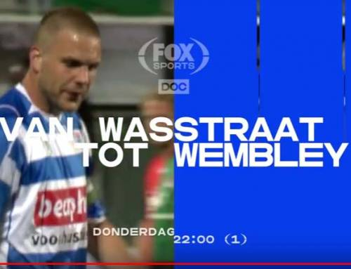 Documentaire Joey van den Berg: Van Wasstraat tot Wembley