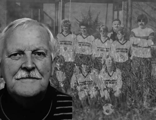Bart Padding op 78-jarige leeftijd overleden
