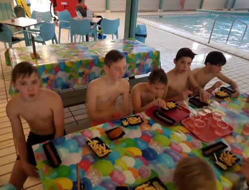 MSC-jeugd geniet in Bad Hesselingen