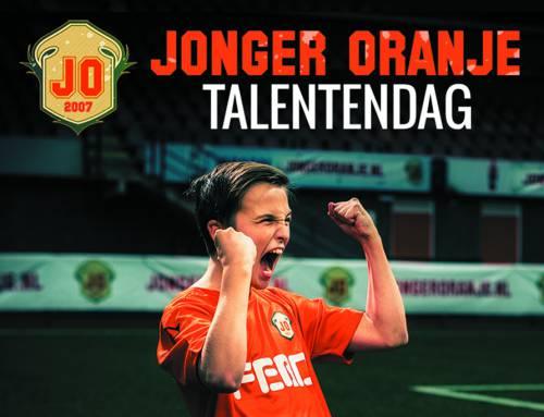 Schrijf je nu in voor de Jonger Oranje Talentendagen bij MSC