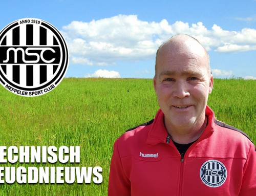 Harco Schuring trainer JO15-1 en coördinator Middenbouw