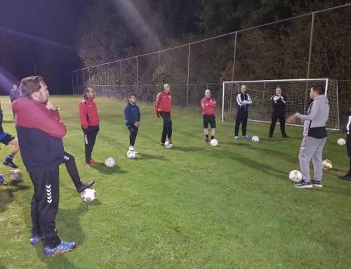 Trainers trainen techniek trainingen