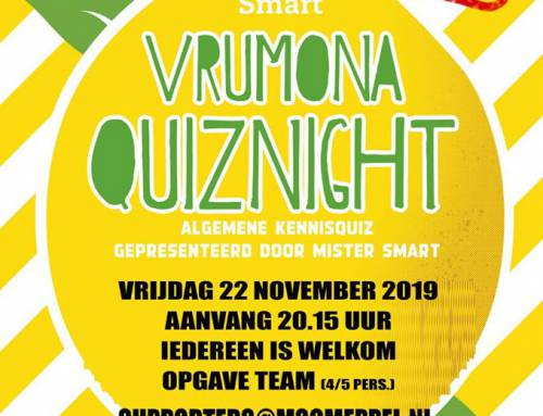 Doe mee met de Vrumona MSC Pubquiz i.s.m. de Supportersvereniging
