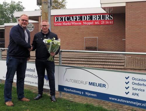 Sponsor van de maand: Autobedrijf Meijer