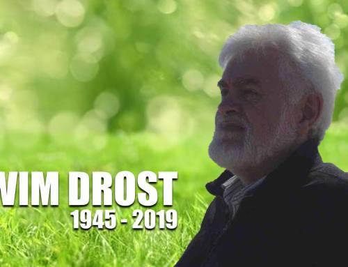 Oud-bestuurslid Wim Drost overleden