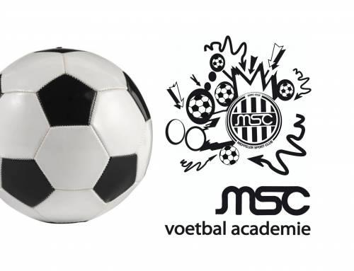 Meld je nu aan voor de MSC Voetbalacademie !