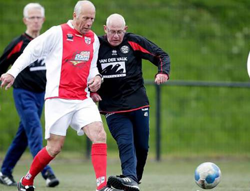 Start pilot Walking football in Meppel