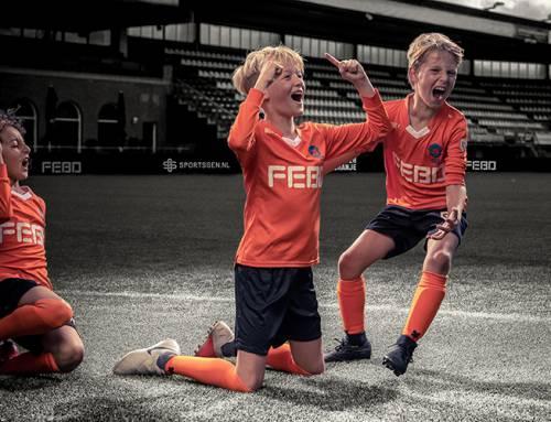 Jonger Oranje Talentendagen weer bij MSC-Amslod