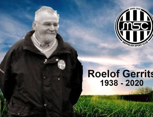Roelof Gerrits (81) overleden