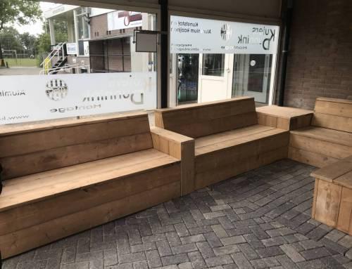 Geweldige samenwerking met Oranjeborg levert MSC mooi terras op