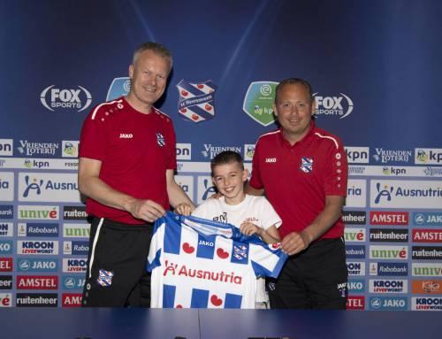 Tijn Stadman gaat naar SC Heerenveen