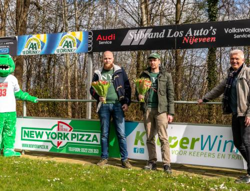 New York Pizza nieuwe sponsor MSC