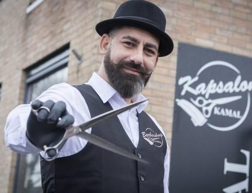 Sponsor van de maand – Kapsalon barbershop Kamal